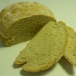 Rebanadas de pan payés