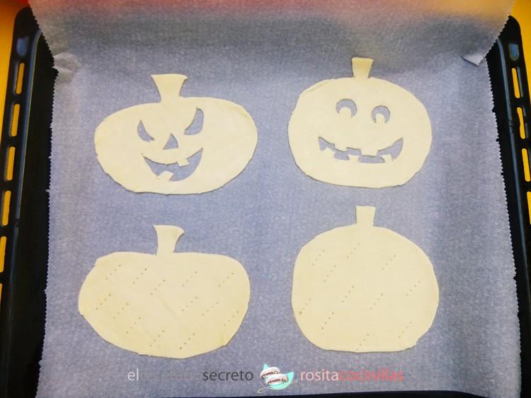 Empanada de Halloween